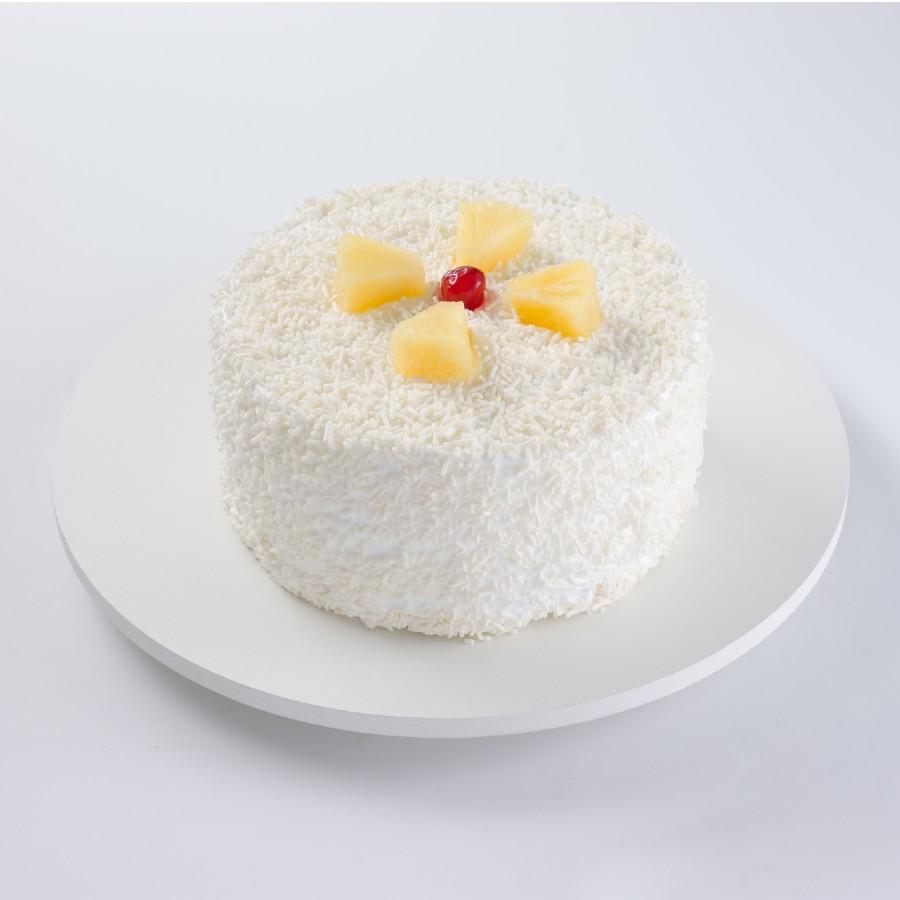 bolo de Abacaxi 3172 1 - Bolo de Abacaxi